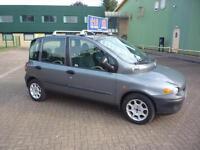 FIAT MULTIPLA 1.9 SX JTD..* 6-Seater * £15 Per Week..£O Deposit * 2003 Diesel