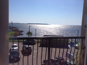 Beautiful waterfront Condo at 6 Queen St in Summerside PEI