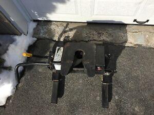 Attache fifth wheel  HUSKY EASY ROLLER 16k(slider)