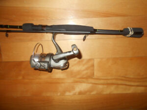 Canne moulinet a peche Mitchell/Mitchell, Fishing rod and reel