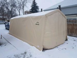Shelter for sale. 10'x20'x8' 3x6.1x2.4m Best offer