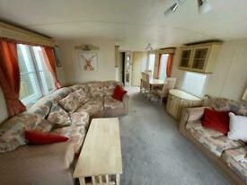 Static Caravan For Sale Off Site 2 Bedroom Atlas Heritage 37FTx12FT Two