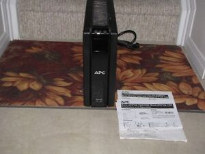 APC Back-UPS supply