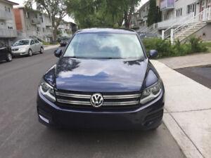 2013 Volkswagen Tiguan confortline
