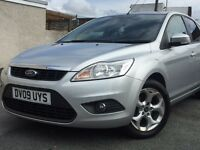 2009 (09) FORD FOCUS STYLE TDCi 109 DIESEL 5 DOOR BHP107*NEW MOT*HPi CLEAR*FINANCE AVAILABLE