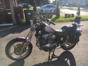 1987 Yamaha Virago 1100 Gold Edition