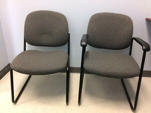 Office/Reception area chairs  Cambridge Kitchener Area image 2