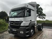 2012 12 Mercedes-Benz Axor Bluetech 5, 4x2, double sleeper unit