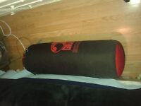 Heavy bag, Punching bag