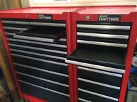 Craftsman 22 drawer tool chest
