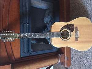 12 String Norman Guitar