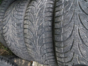 265/70R17  USED TIRES ALL 4  FOR SALE