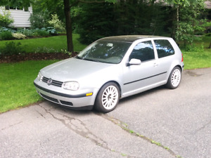 Golf gti 1.8t lapping 2002