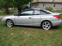 2001 Saturn S-Series Coupe (2 door)