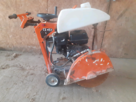 Clipper CS451 roadsaw, collect from Drumoak