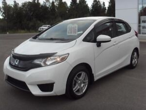 Honda FIT 5dr HB Man LX 2016