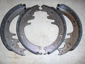 Bendix Rear Brake Shoes