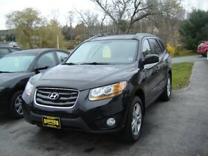 2011 Hyundai Santa Fe SPORT SUV, Crossover ALL WHEEL DRIVE