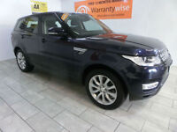 2013 Range Rover Sport 3.0TD SDV6 HSE Auto ( 288bhp ) ***BUY FOR £600 A MONTH***