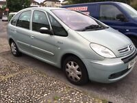 Citroen Picasso desire 2004 AA/rac welcome still insured and taxed reliable
