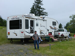 2012 Copper Canyon Fifth Wheel - Pictures to follow