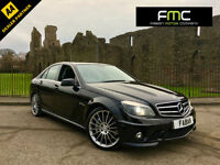 2011 60 Mercedes-Benz C63 AMG 6.3 7G-Tronic AMG *Sat Nav Heated Leather Sunroof*
