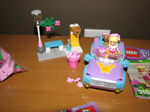 LEGO FRIENDS Stephanie's Cool Convertible Kitchener / Waterloo Kitchener Area image 2
