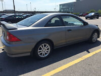 2005 Honda Civic Coupe (2 door)