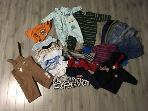 Boy 6-12 month clothes