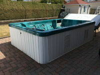 Large 8 Person+ SPA HOT TUB - IMMACULATE