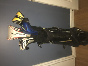 Taylormade and Nike Golf Clubs