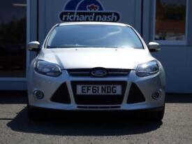 2011 Ford Focus 1.6 TDCi Zetec 5dr