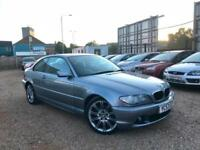 2003 BMW 3 Series 2.0 320Cd 2dr