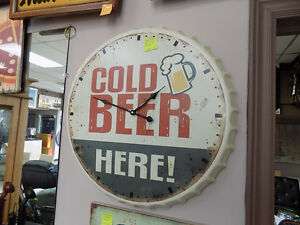 Signs Open, Closed, Beer, Pizza, Coffee, Garage  Call 727-5344 St. John's Newfoundland image 4