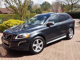 Volvo XC60 R-Design D4 AWD Automatic - very high spec!
