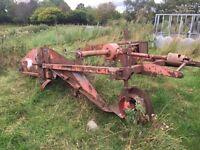 Double row Johnson's potato digger spare or repair