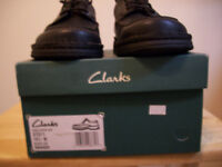 Clarks  Size 10 1\2  Leather Rangers - New