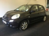 Nissan Micra 2012, low mileage, full service history