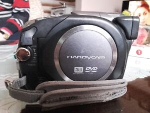Sony DCR-DVD403 Camcorder - Black/Silver