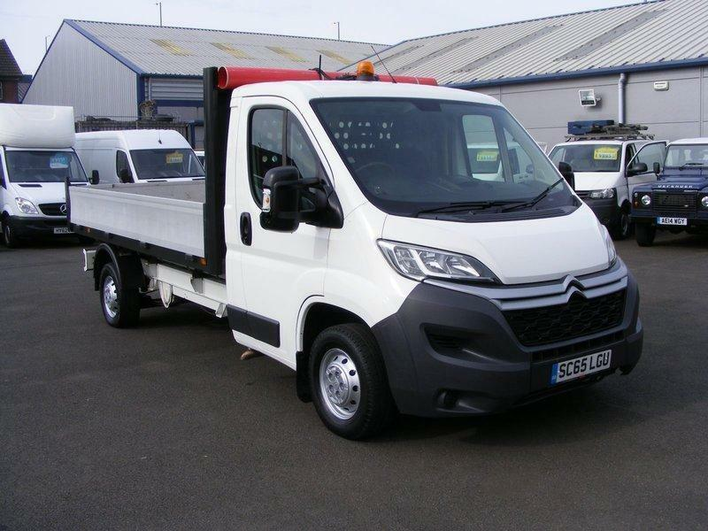 Citroen Relay 35 L3 Dropside HDI