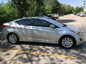 2013 Hyundai Elantra GL-New Tires and Breaks, Safety and +++