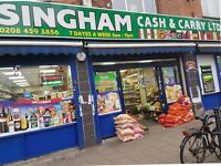 SINGHAM CASH & CURRY FOR SALE