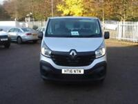 Renault Trafic Sl27 Energy Dci 120 Business Van DIESEL MANUAL SILVER (2016)