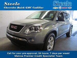 2008 GMC ACADIA SLE/ One Owner AWD Only 38km's