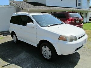 1998 Honda HRV Right Hand Drive Hatchback AWD 37500 km