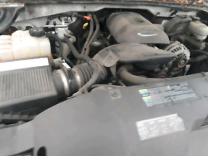 05 Chevrolet Silverado 5.3 engine