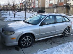 Used Mazda Protege
