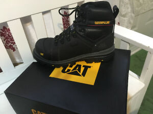 Size 10.5. Cat work boots