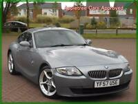 2007 (57) BMW Z4 3.0si Sport Coupe