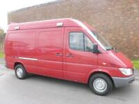 2006 Mercedes-Benz SPRINTER 316 CDI MWB HR Van *EX FIRE* Manual Large Van